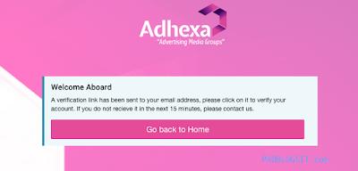 Cara Mendaftar dan Menghasilkan Uang Dari Program CPM Adhexa