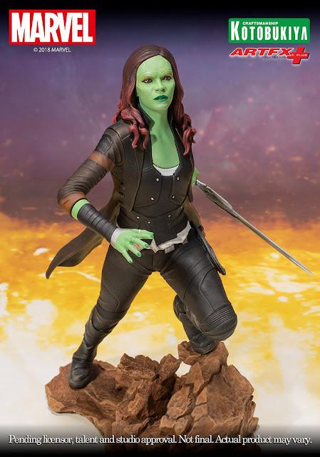 ARTFX+ Avengers Infinity War Gamora