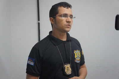 Resultado de imagem para delegado dr. fernando elias