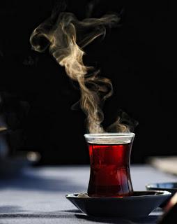 Çay sigara