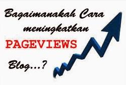 Cara Meningkatkan Page Views Blog