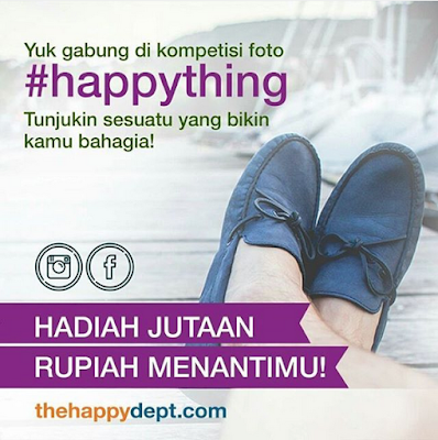 Lomba Foto The Happy Dept