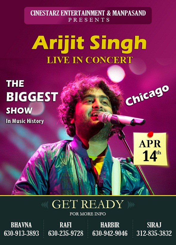 Arijit Singh Live Concert 2017