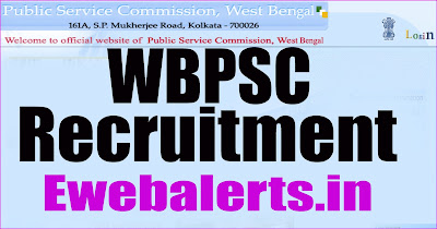 WBPSC Recruitment