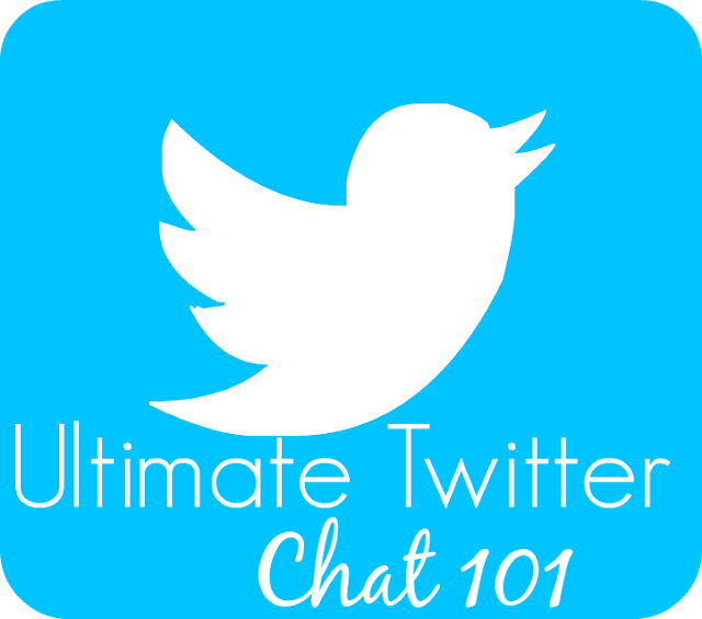 the full list of twitter chats for bloggers