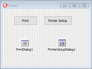 DRIVERS UPDATE: DELPHI PRINTER