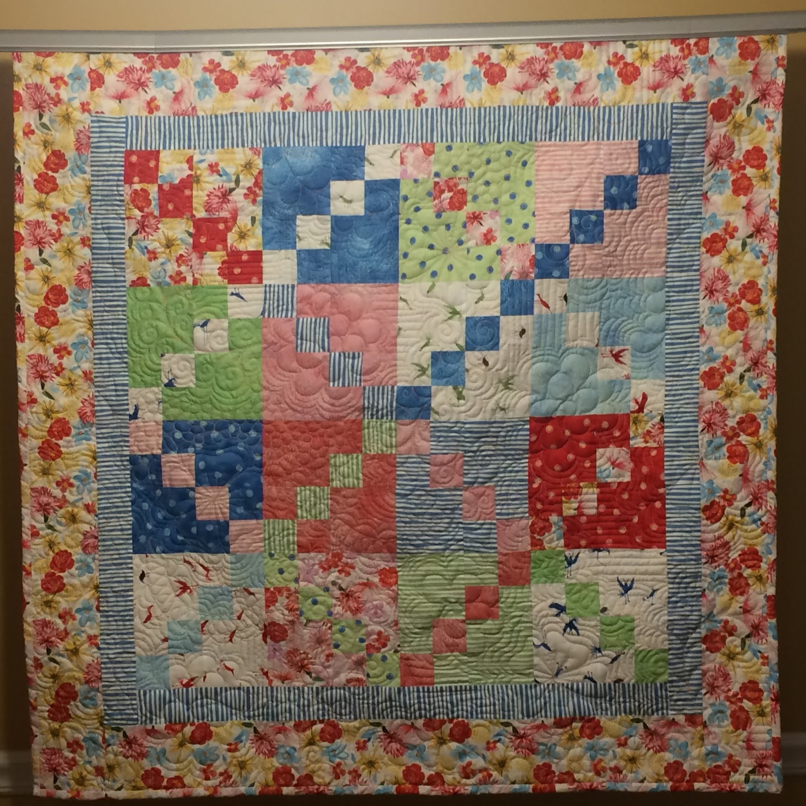 Debby Brown Quilts Cutie Quilt Share Share Alike