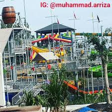 Jogja Bay Waterpark 'Adventure Pirates' di Yogyakarta
