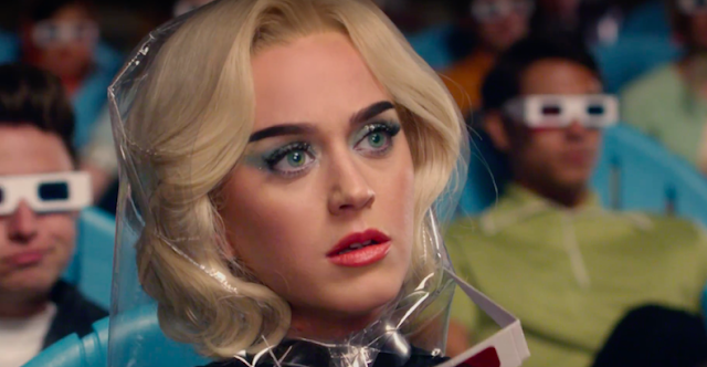 Video: Katy Perry - Chained To The Rhythm (Oficial) con Skip Marley