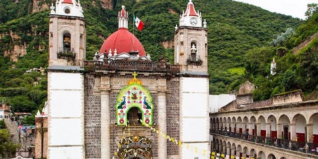 Visita Malinalco Estado México