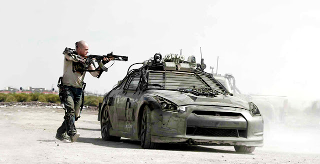 Elysium Movie 2013 - Matt Damon