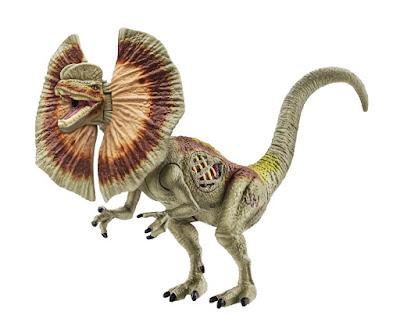 Dilophosaurus   facts   size
