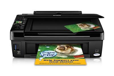 Epson Stylus nx420 Printer Driver Download