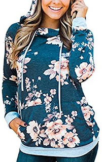 Angashion Women Hoodies