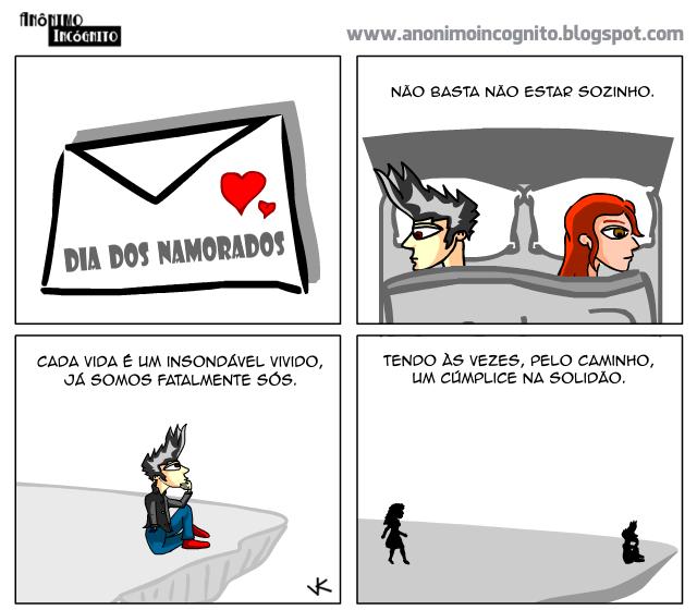 anonimo incognito: dia dos namorados