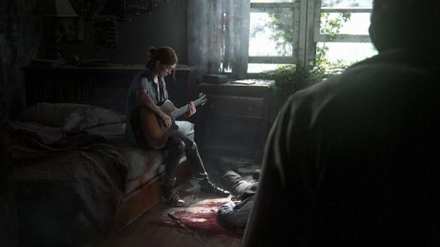 الكشف عن صور جديدة لكواليس تصوير The Last of Us Part II