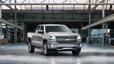 Chevrolet Put The 2016 Silverado's Steel Bed To The Test