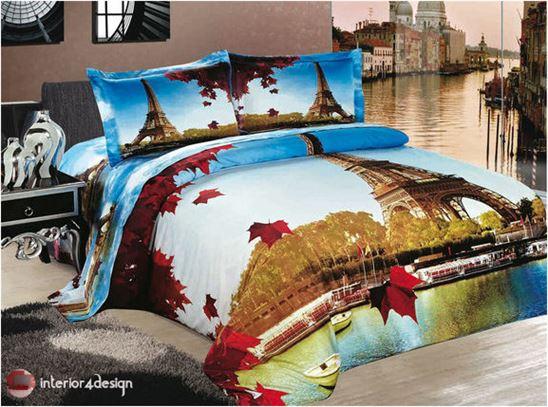 3D Bed Linens 25