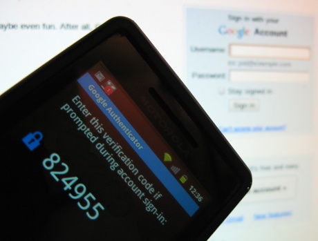 Bypassing Google Two Factor Authentication