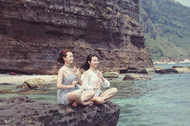 Hoa hậu FRT bật mí du lịch Lý Sơn 'ngon bổ rẻ' - Hình 1