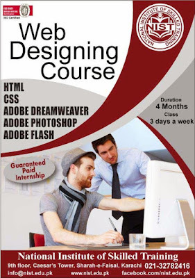 Study Web Design Course To Access All The Skills