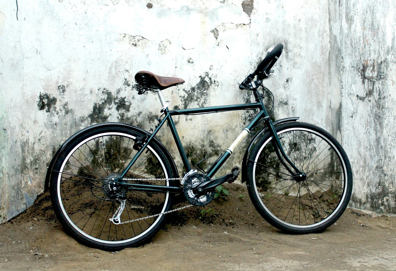 BENGKEL CAT SEPEDA: Federal Alley Cat, Touring