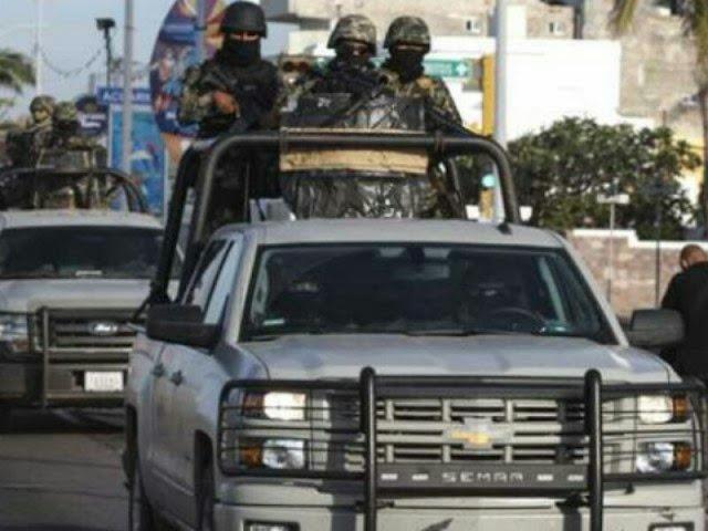 Zetas del CDN ejecutan e incineran a 5 rivales de Los Zetas
