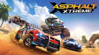 Download Asphalt Xtreme v1.0.8a Apk Data + Mod