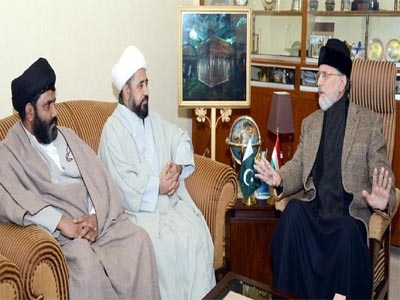 Shia bhi momin like sunnis according to Dr Tahir Minhaji