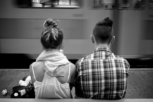 圖說:在公眾場所約會究竟是不是隱私權的一部分呢?Thomas Leuthard 分享於 Flickr,CC by 2.0