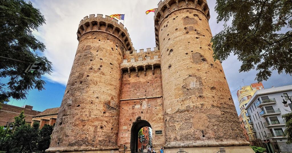 Mengenal Monumen Bersejarah Di Kota Valencia Spanyol