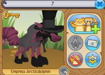 Credit to The Animal Jam Whip for picutres! Mace Tails (sometimes called mummy tails or spiked ornaments) are mysterious items which have a spiked ball at