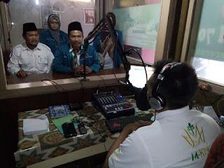 KUA Jatiwangi Bangun Kerjasama Dengan Radio Fantasi 70 Dalam Dakwah Keagamaan