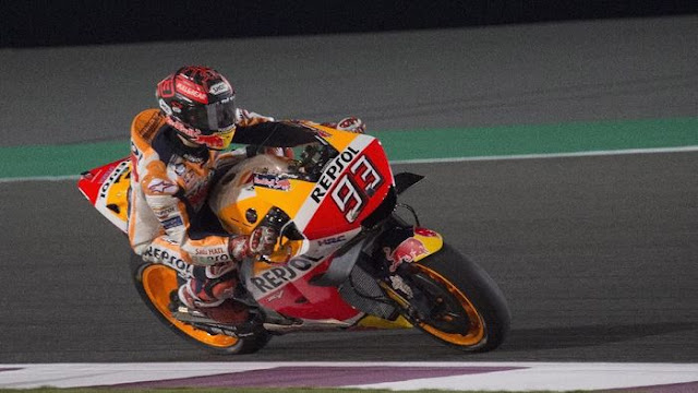 Marquez: Akhirnya Balapan Lagi