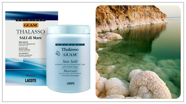 Review: GUAM Sali di Mare – Sea Salt Talasso
