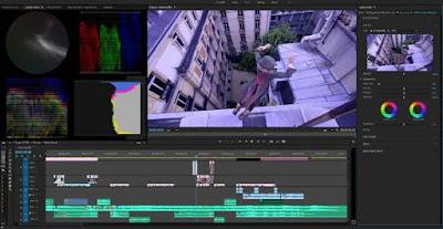 Adobe Premiere Pro - 11 Software Video Editor Terbaik Untuk Windows