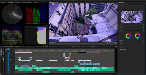 Adobe Premiere Pro - 11 Software Video Editor Terbaik Untuk Windows