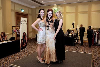 Fashion Showroom at Birmingham International Fashion Week