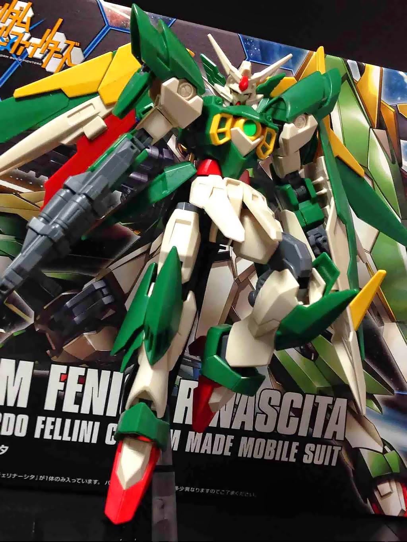14+ Wing Gundam Fenice Rinascita Hg Wallpapers 16
