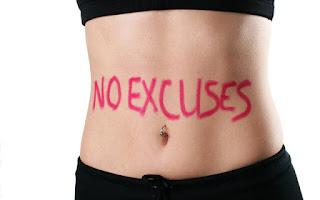 No excusas