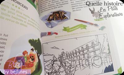quelle histoire livre région de France enfants