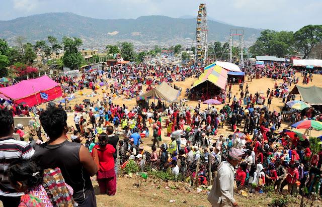 Mata Tirtha Aunsi at Thankot