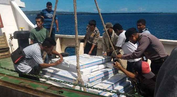 Kepala Dinas Energi Sumber Daya Mineral (ESDM) Maluku mengatakan Polda Nusa Tenggara Timur (NTT) akan mengeluarkan Surat Perintah Pemberhentian Penyidikan (SP3) kasus penahanan dua ton material mengandung emas asal Pulau Romang, Kabupaten Maluku Barat Daya (MBD).