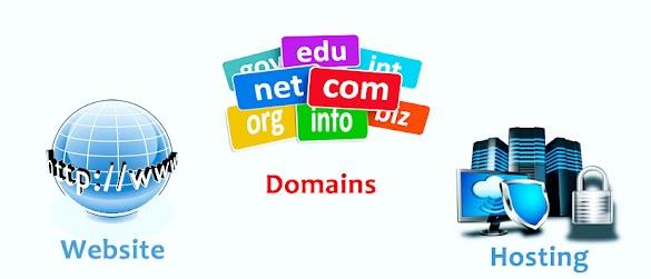 Domain Dan Web Hosting Sahabat Blogger Pemula Untuk Memulai Bisnis Internet Apapun Bentuknya