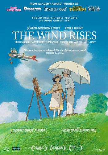 The Wind Rises (2014) ปีกแห่งฝัน วันแห่งรัก