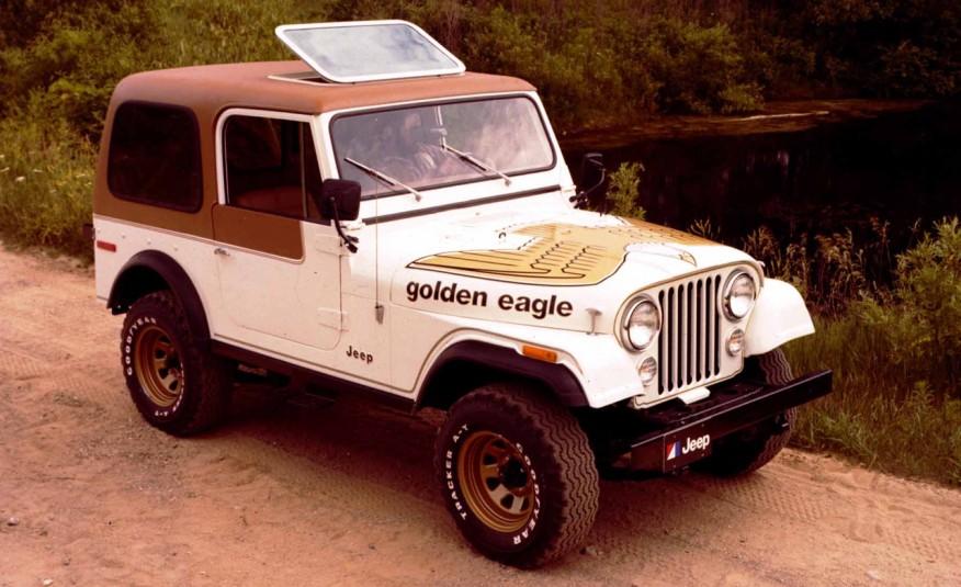 1976–1986 Jeep CJ-7
