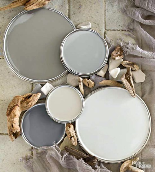 Coastal Gray Color Palette