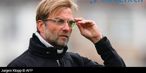 Wasting a three-goal advantage, Klopp feels like losing