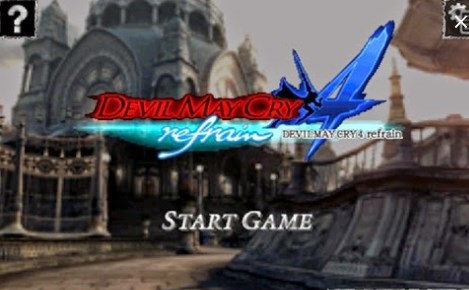 Devil May Cry Apk Data Free On Android Game Download