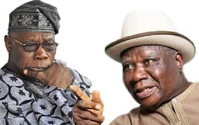 Edwin Clark Blasts Obasanjo